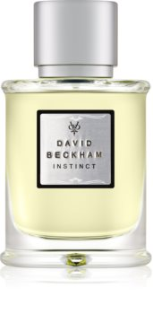 David Beckham Instinct after shave para homens