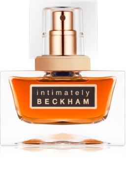 David Beckham Intimately Men Eau de Toilette pour homme