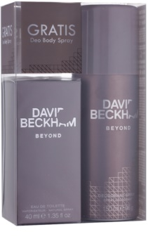 David Beckham Beyond lote de regalo I.