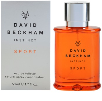 David Beckham Instinct Sport eau de toilette for Men