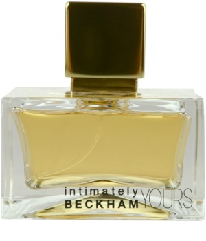 David Beckham Intimately Yours Women туалетна вода для жінок 75 мл