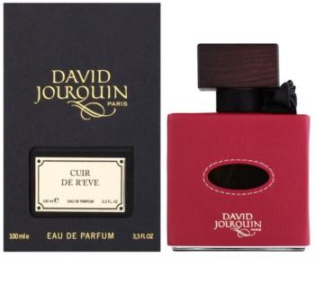 David Jourquin Cuir de R´Eve Eau de Parfum para mulheres 100 ml