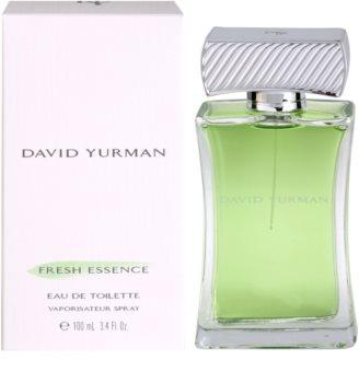 David Yurman Fresh Essence eau de toilette para mujer 100 ml