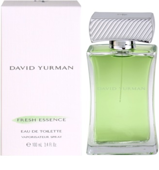 David Yurman Fresh Essence eau de toilette para mulheres 100 ml