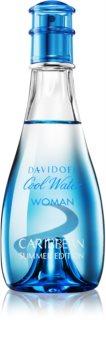 Davidoff Cool Water Woman Caribbean Summer Edition toaletní voda pro ženy