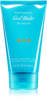 Davidoff Cool Water Woman Wave tusfürdő gél hölgyeknek