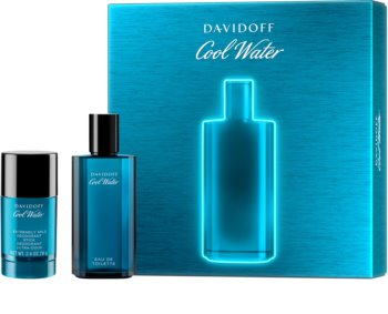 Davidoff Cool Water Gift Set XX. for Men