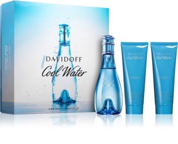 Davidoff Cool Water Woman Gift Set XVI. for Women