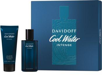 Davidoff Cool Water Intense ajándékszett I. uraknak