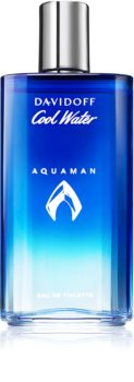 Davidoff Cool Water Aquaman Eau de Toilette para homens