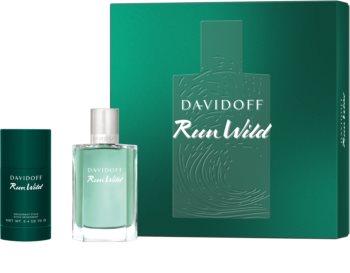 Davidoff Run Wild lote de regalo I. para hombre