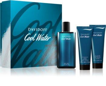 Davidoff Cool Water Lahjasetti I. Miehille