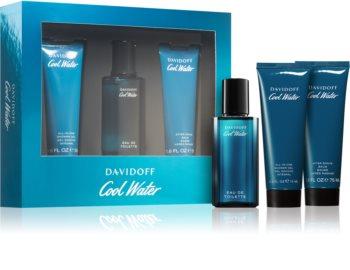 Davidoff Cool Water Geschenkset I. für Herren