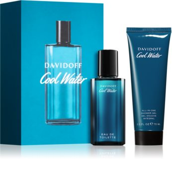 Davidoff Cool Water set cadou II. pentru bărbați