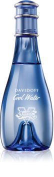 Davidoff Cool Water Woman Street Fighter Eau de Toilette Naisille