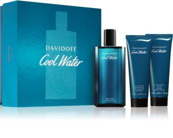 Davidoff Cool Water zestaw upominkowy I.