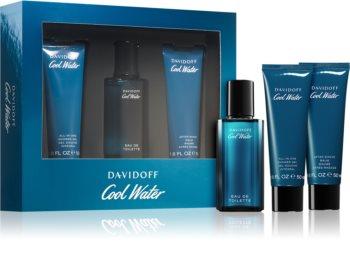 Davidoff Cool Water set cadou (pentru barbati) I.