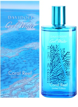 Davidoff Cool Water Woman Coral Reef Limited Edition toaletní voda pro muže 125 ml