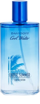 Davidoff Cool Water Exotic Summer Limited Edition eau de toilette para homens