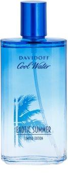 Davidoff Cool Water Exotic Summer Limited Edition toaletní voda pro muže