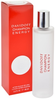Davidoff Champion Energy loción after shave para hombre 90 ml
