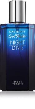 Davidoff Cool Water Night Dive toaletní voda pro muže 50 ml