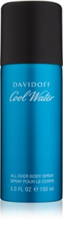 Davidoff Cool Water sprej za tijelo za muškarce