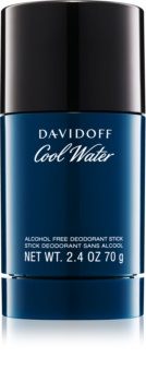 Davidoff Cool Water Deodorant Stick without Alcohol for Men