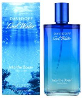 Davidoff Cool Water Into the Ocean toaletní voda pro muže 125 ml