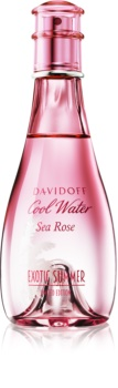 Davidoff Cool Water Woman Sea Rose Exotic Summer Limited Edition eau de toilette para mujer 100 ml