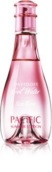 Davidoff Cool Water Woman Sea Rose Pacific Summer Edition eau de toilette para mujer 100 ml