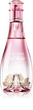 Davidoff Cool Water Woman Sea Rose Coral Reef Limited Edition eau de toilette pentru femei 100 ml