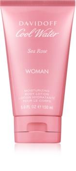 Davidoff Cool Water Woman Sea Rose leite corporal para mulheres