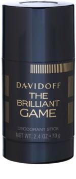 Davidoff The Brilliant Game desodorizante em stick para homens 75 ml
