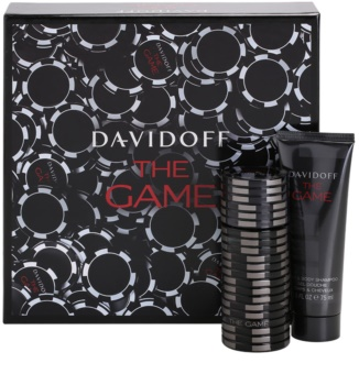 Davidoff The Game lote de regalo II.