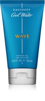Davidoff Cool Water Wave gel de duș pentru bărbați