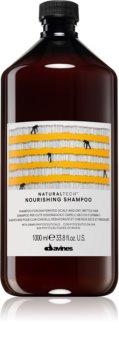 Davines Naturaltech Nourishing шампоан за дехидратиран скалп и суха крехка коса