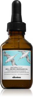 Davines Naturaltech Well-Being Hierontaöljy Herkälle Päänahalle