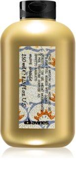 Davines More Inside stiling gel za moker videz