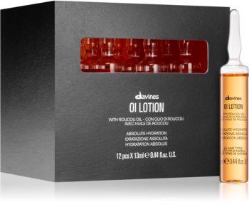 Davines OI Roucou Oil hydratační krém pro všechny typy vlasů