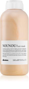 Davines NouNou Voedende Masker  voor Beschadigd, Chemisch Behandeld Haar