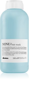 Davines Minu μάσκα μαλλιών για βαμμένα μαλλιά