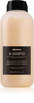 Davines OI Roucou Oil Shampoo voor Alle Haartypen