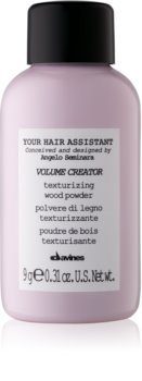 Davines Your Hair Assistant Blowdry Primer pudră matifiantă de volum