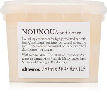 Davines NouNou balsam pentru păr uscat și fragil