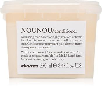 Davines NouNou kondicionér pro suché a křehké vlasy