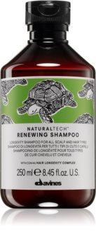 Davines Naturaltech Renewing sanftes Shampoo für die Erneuerung der Kopfhaut