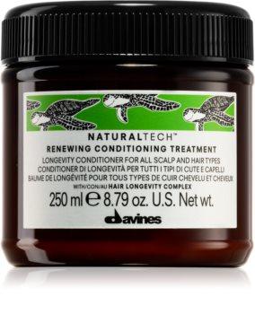 Davines Naturaltech Renewing jemný kondicionér bez sulfátů pro obnovu pokožky hlavy
