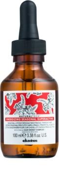 Davines Naturaltech Energizing cuidado energizante para estimular crescimento de cabelo