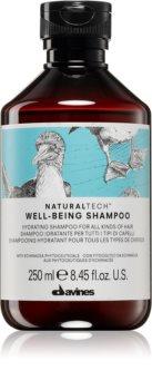 Davines Naturaltech Well-Being šampon pro všechny typy vlasů